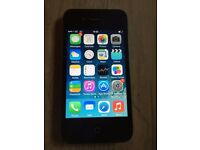 IPhone 4 Black. In lovely condition. EE