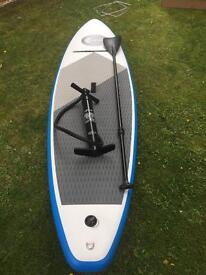 Inflatable stand up paddleboards (limited offer)