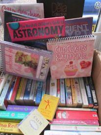 Mixed Box of Books