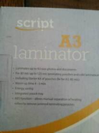 Laminator new