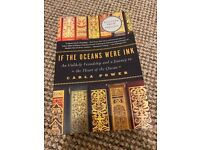 Islamic book-If the oceans were ink