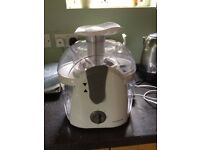 COOKWORKS Juicer model: KP400