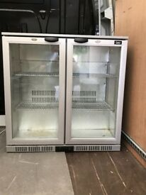 Under counter display fridge