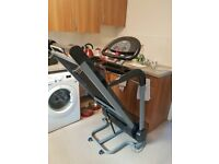 Mti treadmill in fairly good condition.