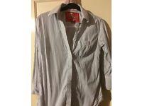 ladies superdry shirt medium