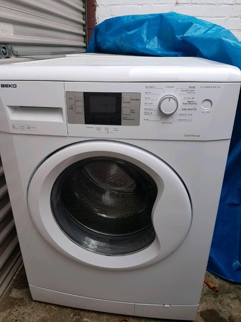 Washing machines job lot
