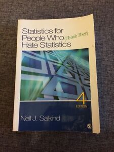 Stats book
