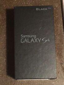 Unlocked Samsung Galaxy S4 16gb black mobile phone