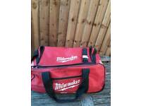 Milwaukee bag