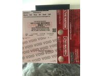 Jay Z and Beyonce seated ticket London 15th June - good seat