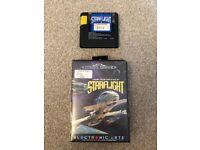 Sega Mega Drive Game Starflight