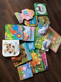 Various board book