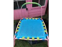 Kids trampoline pick up Barrhead g78