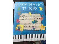 3 beginner piano books