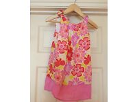 Girls summer dress (3-4 years)