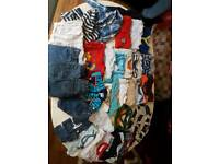 6 to 9 months old baby boys clothes