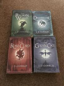J D Oswald set