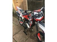 Husqvarna CR125 not KX,YZ,SX Motocross bike