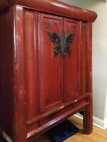 Imported Antique Chinese Armoire/Cabinet