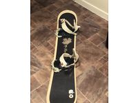 Snowboard mike ranquet series
