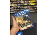 PS4 ASSASSINS CREED ORIGINS new and sealed