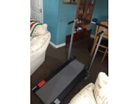 Manual treadmill excellent condition