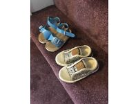 Next infant size 5 girls shoes