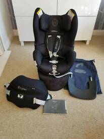 Cybex Sirona Group 0+/1 car seat ISOFIX