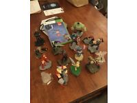 Disney infinity 2.0 game and figures