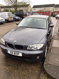 BMW 120d 2006 1 series, only 55k miles. Excellent car! Diesel low mileage car