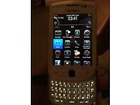 Blackberry 9800 flip