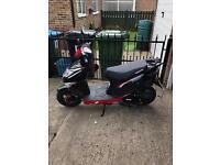 Lex moto moped 50cc