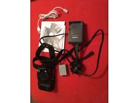 Canon G12 Camera with charger, battery, and memory card!