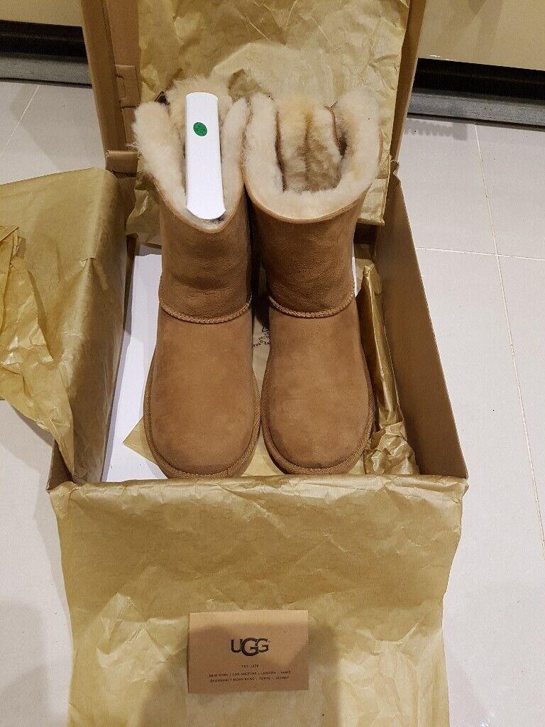 Ugg boots size 3 brand new   in Tonbridge, Kent   Gumtree