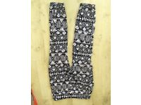 new look trousers size 8