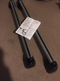 Audi A3 roof rack sports back 07 yr