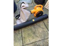 McCulloch GBV 325 Garden Vacuum