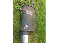 Peugeot 206 sports exhaust