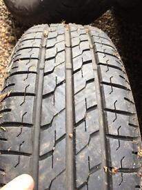 Brand new Bridgestone 175/65/14