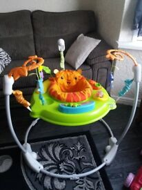 baby bouncing jumparoo for sale.