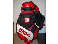 "Wilson 9.5"" Tour Bag"