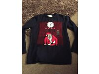 Size medium Christmas jumpers