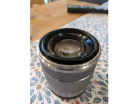 Sony SEL1855 APS-C 18-55mm F3.5-5.6 Zoom Lens - Great Condition!