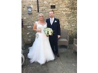 Ellis bridal - Sally wedding dress size 20
