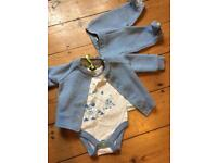 New babies ted baker outfit brand new