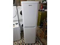 Long Beko Fridge Freezer With Free Delivery