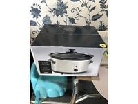 Tesco slow cooker - new