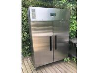 Free double fridge not working