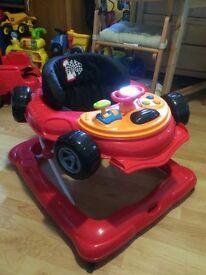 Hauck Car Walker