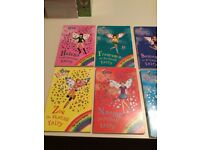 Rainbow Magic Fairy Book Collections